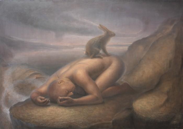Масляная живопись. Sampo Kaikkonen 13