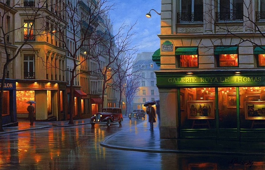 03-Alexey-Butyrsky-Architecture-in-Paintings-of-Cityscapes-at-Night-www-designstack-co