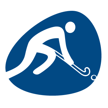 Pictogram Rio 2016 Field Hockey 350x350 px