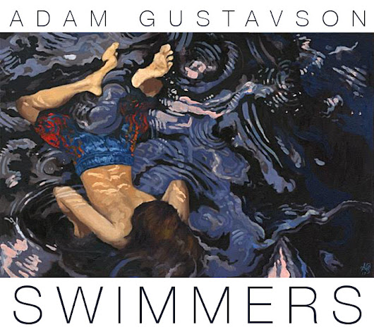 """Swimmers"" Exhibition Opens April 6!"