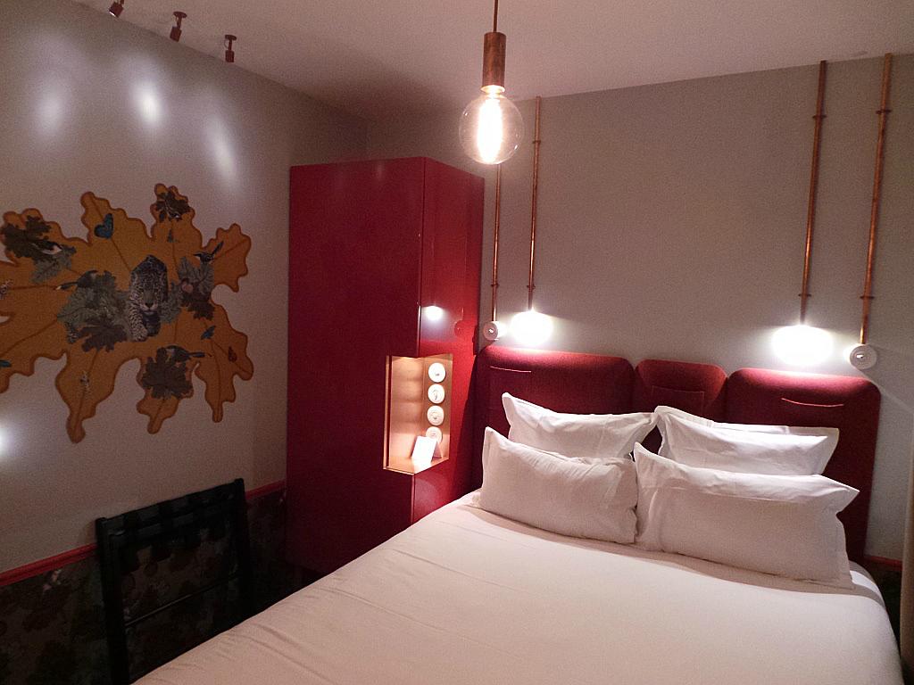 La parisienne du nord: hôtel exquis, un hôtel parisien très ...