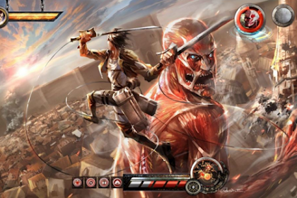 Download BattleField v3.0 (Attack On Titan) Apk Mod for Android