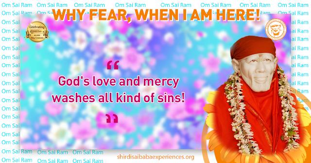 Sai Baba Appears In Dream - Anonymous Sai Devotee