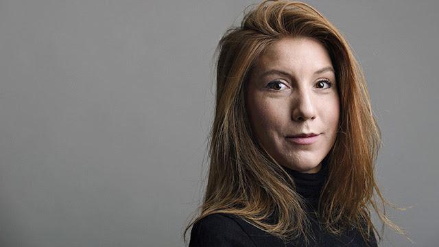 Terror bajo el agua: Hallan la cabeza y las piernas de la periodista desaparecida en un submarino