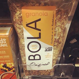bola granola