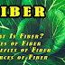 Fiber Foods - What are Fiber Foods - Types of Fiber - Sources of Fiber