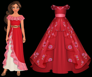 Free stardoll items free elena of avalor pall and ballgown gumiabroncs Gallery
