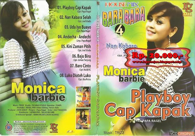 Monica Barbie - Playboy Cap Kapak (Album Housemix Barabara Vol 4)
