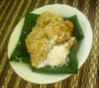 makanan tiwul gunungkidul