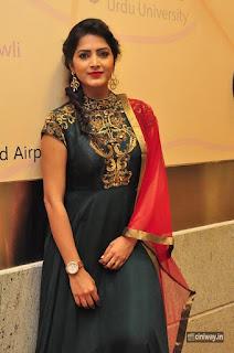Pavani Gangireddy Stills at Divinos Ladies Club Event