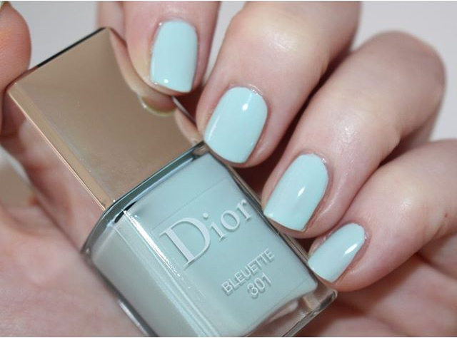 dior smalto 301 bluette