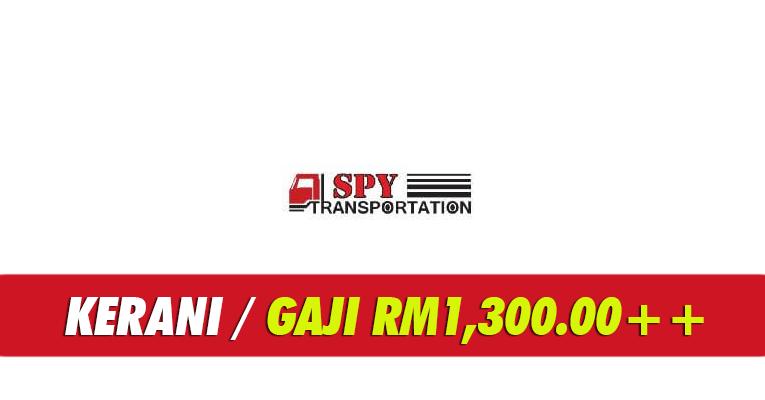 Kekosongan Terkini di Syarikat Pengangkutan S.P.Y Sdn Bhd