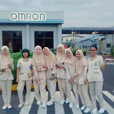 Lowongan Kerja Jobs : Operator Produksi Lulusan  Min SMA SMK D3 S1 PT Omron Manufacturing Indonesia