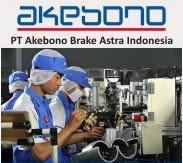Lowongan Kerja Jobs : Engineering, Operator Produksi, Quality Control Min SMA SMK D3 S1 PT Akebono Brake Astra Indonesia Membutuhkan Tenaga Baru Besar-Besaran Seluruh Indonesia