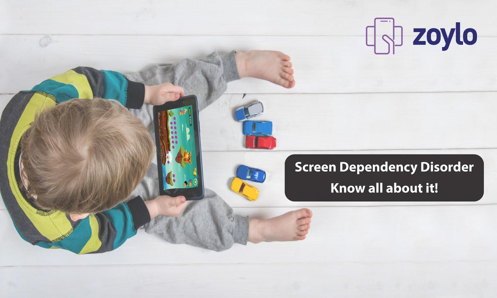 Screen Dependency Disorder in Kids