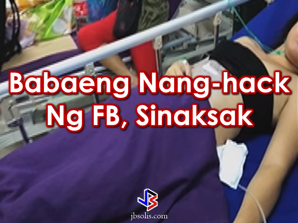A lady stabbed another lady who allegedly hacked her social media account and posted obscene photos of her  with his boyfriend.  Before it happened, Camille Paras, 24, sent threatening words via messenger video to Sheena Sayo, 18, at around 5 in the afternoon last September 30. Paras was accusing Sayo of hacking her Facebook account and posted lewd photos of her with the latter's ex-boyfriend. Paras kept her threat after a few minutes. She went to Sayo's place  and confronted the lady. Everything was caught in CCTV installed at Barangay 464 Sampaloc, Manila. In the CCTV footage, Sayo was seen walking in the alley going out. That's where Paras followed  and attacked her.  Sponsored Links  Paras grabbed Sayo's hair and thats where the catfight commenced. Some neighbors tried to stop them but they failed.  At the height of the brawl, Paras drew a butterfly knife and thrown trusses and stabbed Sayo at her back. Paras again threw another truss and hit Sayo's front torso. The victim was brought to Jose Reyes Medical Center for immediate treatment while the suspect fled the scene but got arrested eventually. The victim strongly deny the allegation of hacking and posting of the photos. The suspect has been inquested  and facing frustrated murder Source: ABS-CBN News