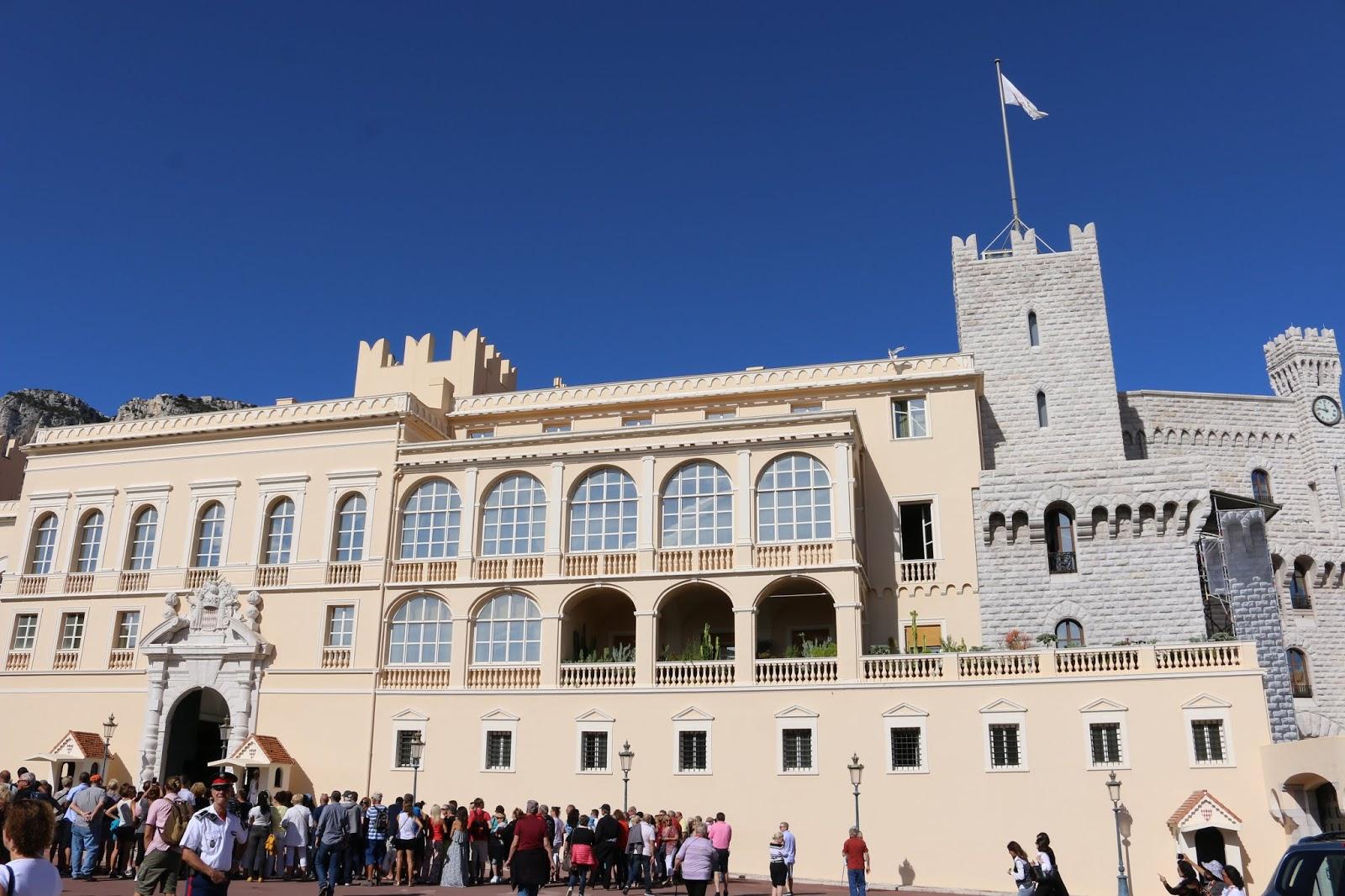 Monaco Prince's Palace