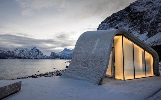 Inilah Foto Toilet Umum Terindah Di Dunia Yang Dibangun Dengan Nilai Rp 27 Milyar
