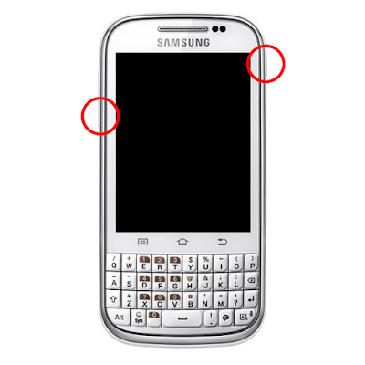 How To Root Samsung Galaxy Chat GT-B5330B/GT-B5330L/GT-B5330 Without PC
