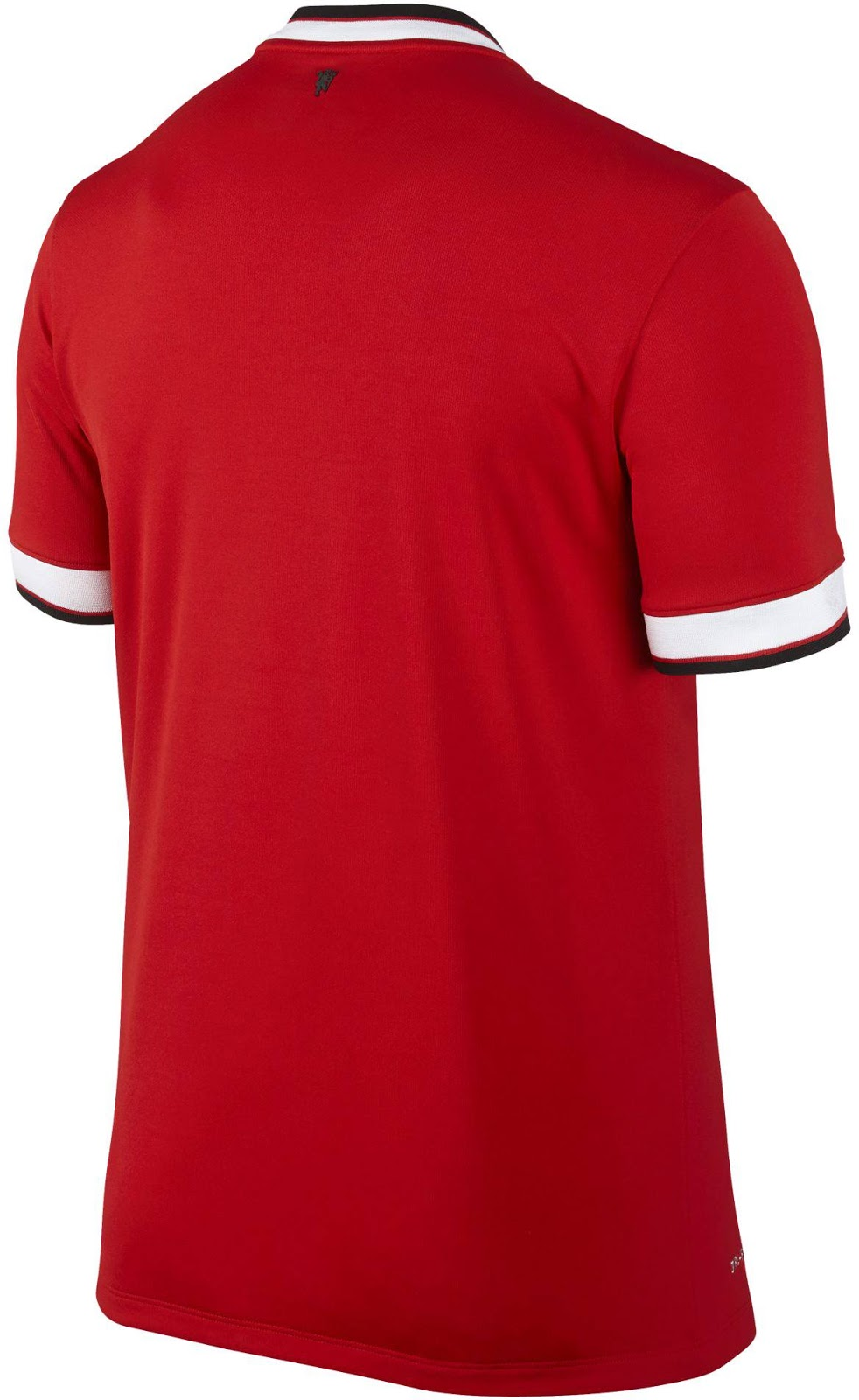 Manchester United 14-15 Home, Away and Third Kits