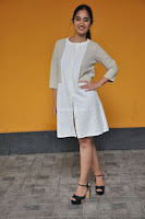 Radhika Cute Young New Actress in White Long Transparent Kurta ~  Exclusive Celebrities Galleries 070.JPG
