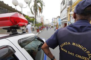 Prefeito de Mogi da Cruzes Marcus Melo promete cinco novas viaturas para a Guarda Civil Municipal
