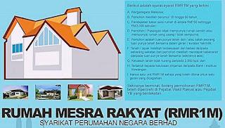 Rumah Mesra Rakyat 1 Malaysia Online