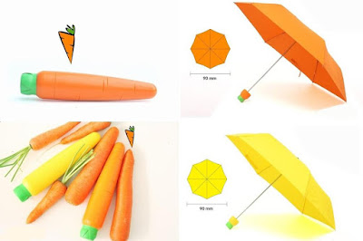 Carrot Umbrella