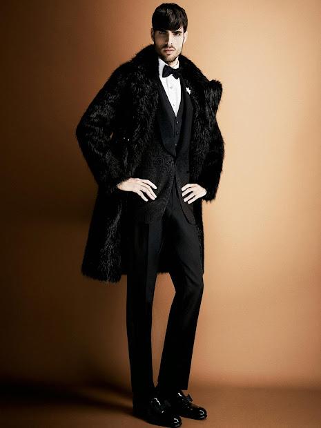 Men' Fashion & Style Aficionado Tom Ford Autumn Winter 2013 Menswear Collection