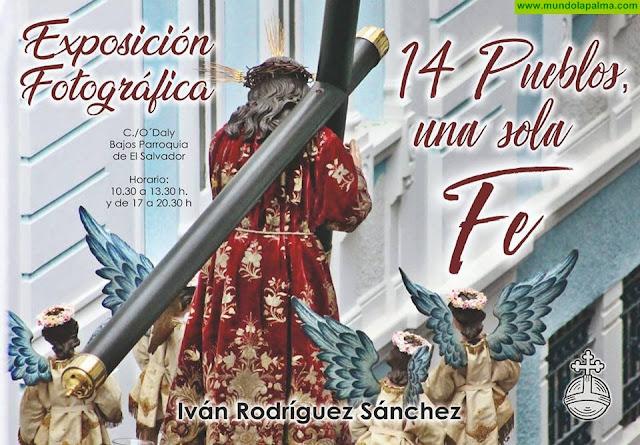 """Exposición fotográfica """"14 Pueblos una sola Fe"""" de Iván Rodríguez Sánchez"""