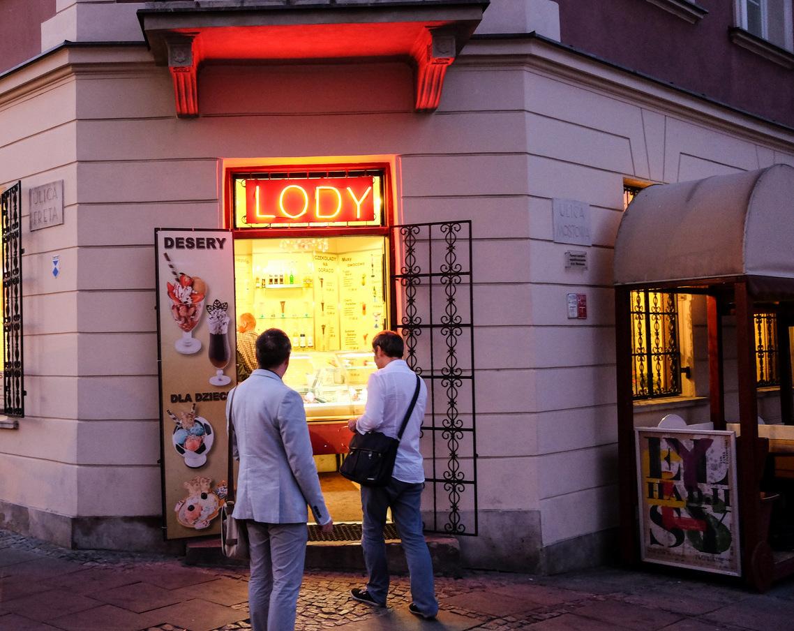 Lody, Warsaw, Poland