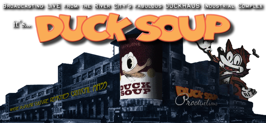 It's Duck Soup: Dear AA: How Do I Hate You, Let Me Count the Ways