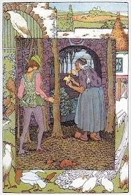 Dongeng Jorinde dan Joringel (Brothers Grimm) | DONGENG ANAK DUNIA