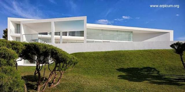 Residencia contemporánea estilo Minimalista en España
