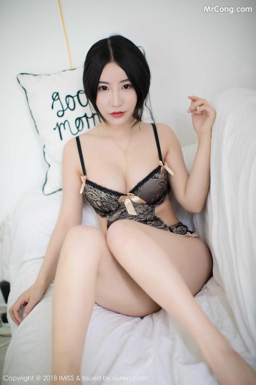 Image IMISS-Vol.249-Cherry-MrCong.com-002 in post IMISS Vol.249: Người mẫu 绯月樱-Cherry (53 ảnh)