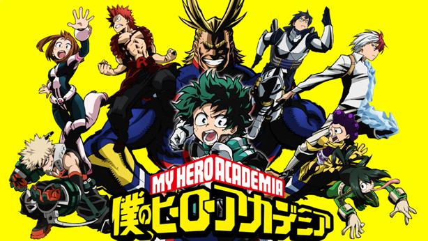 My Hero Academia - Best Shounen Anime of All Time