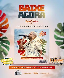 O POETA - CD NOVO AO VIVO 2019