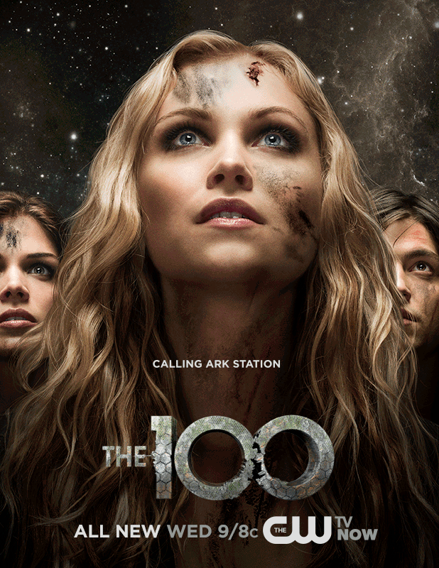 New Tv Show Calendar Fall Tv Shows News Pictures Photos And More Tv Guide The 100 New Promotional Poster