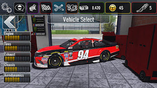 NASCAR heat mobile Mod Apk v1.1.3 (Unlimited Money)