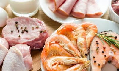Penjelasan Pasian Kanker Pantang Makan Danging dan Ikan