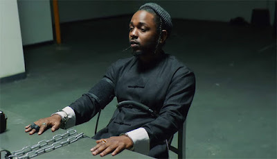 "Kendrick Lamar – ""DNA."" Video / www.hiphopondeck.com"
