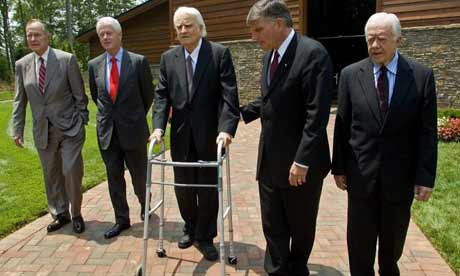did president obama meet with billy graham