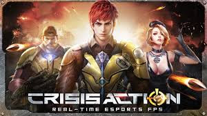 Serunya Bermain Game Crisis Action
