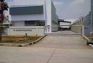 Lowongan Kerja SMA SMK D3 S1 PT. Rajatec Nusantara Jobs: Operator Mesin Produksi