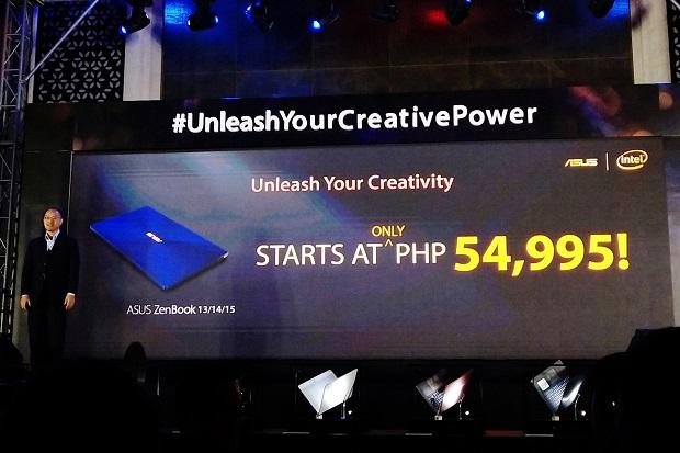 ASUS Zenbook 13, 14, 15 Price Philippines