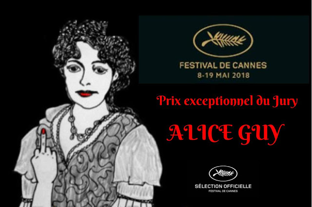 Festival de Cannes 2018 Alice  Guy Blache Selection Officielle. Be Natural The Untold Story Production Hugh Hefner Jodie Foster Robert Redford                                                                    https://twitter.com/Aliceguyjr