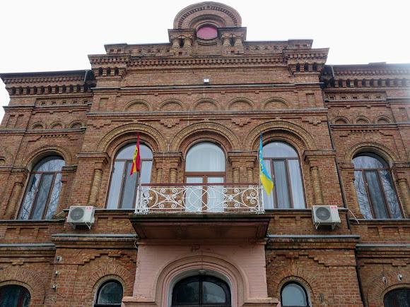 Белгород-Днестровский. Педагогическое училище. 1900 г.