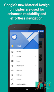 Relay for reddit Pro Paid APK