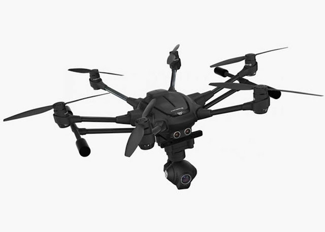 The Yuneec Typhoon H Drone