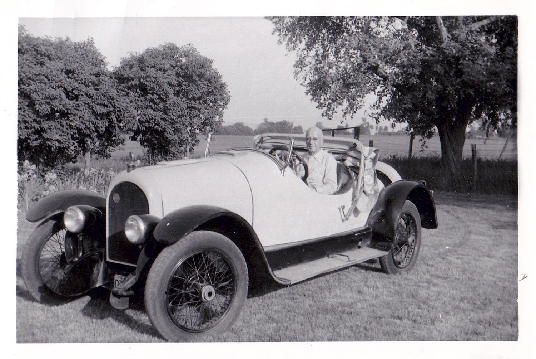 Vintage Motoring Blog: July 2013